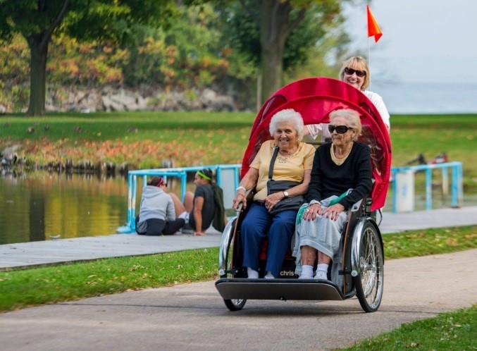 Gezocht! Sportieve fiets vrijwilliger