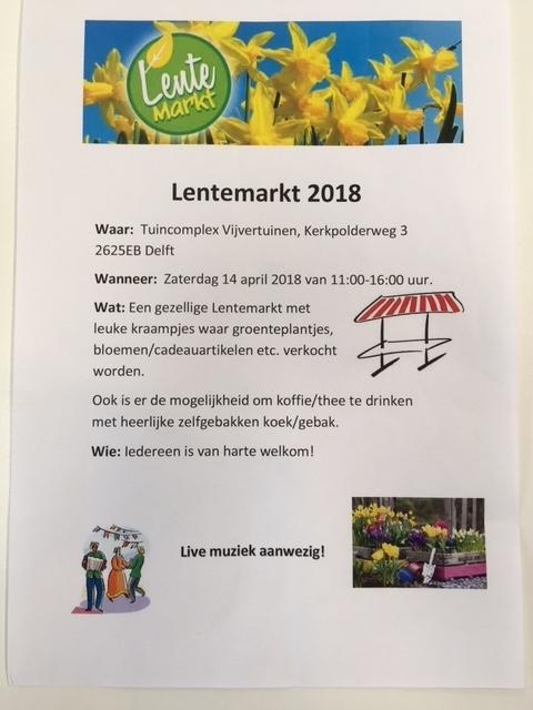 Lentemarkt 2018