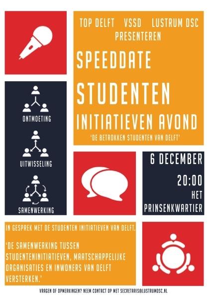 Speeddate Studenten